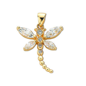 Children Clipon Earrings and Children Jewellery – Dragonfly